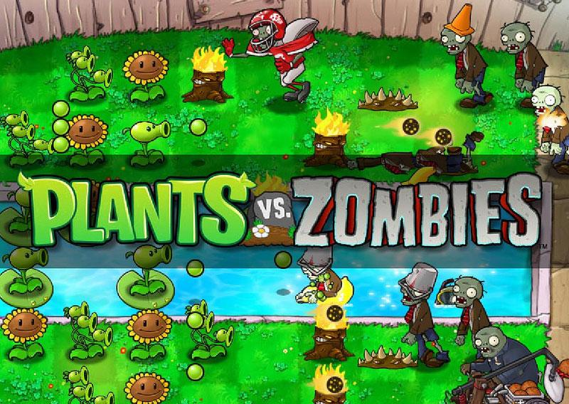 Plants vs zombies pc crack full version free download
