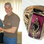Jesse Taylor Mattos Reunited With His Lost Class Ring After 72 Years